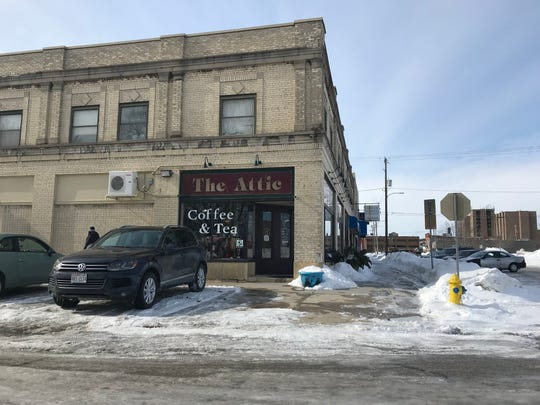 NeighborWorks Green Bay has purchased the building where The Attic cafe is located. The Attic will stay put while NeighborWorks intends to focus on preserving and maintaining the 14 apartments upstairs.