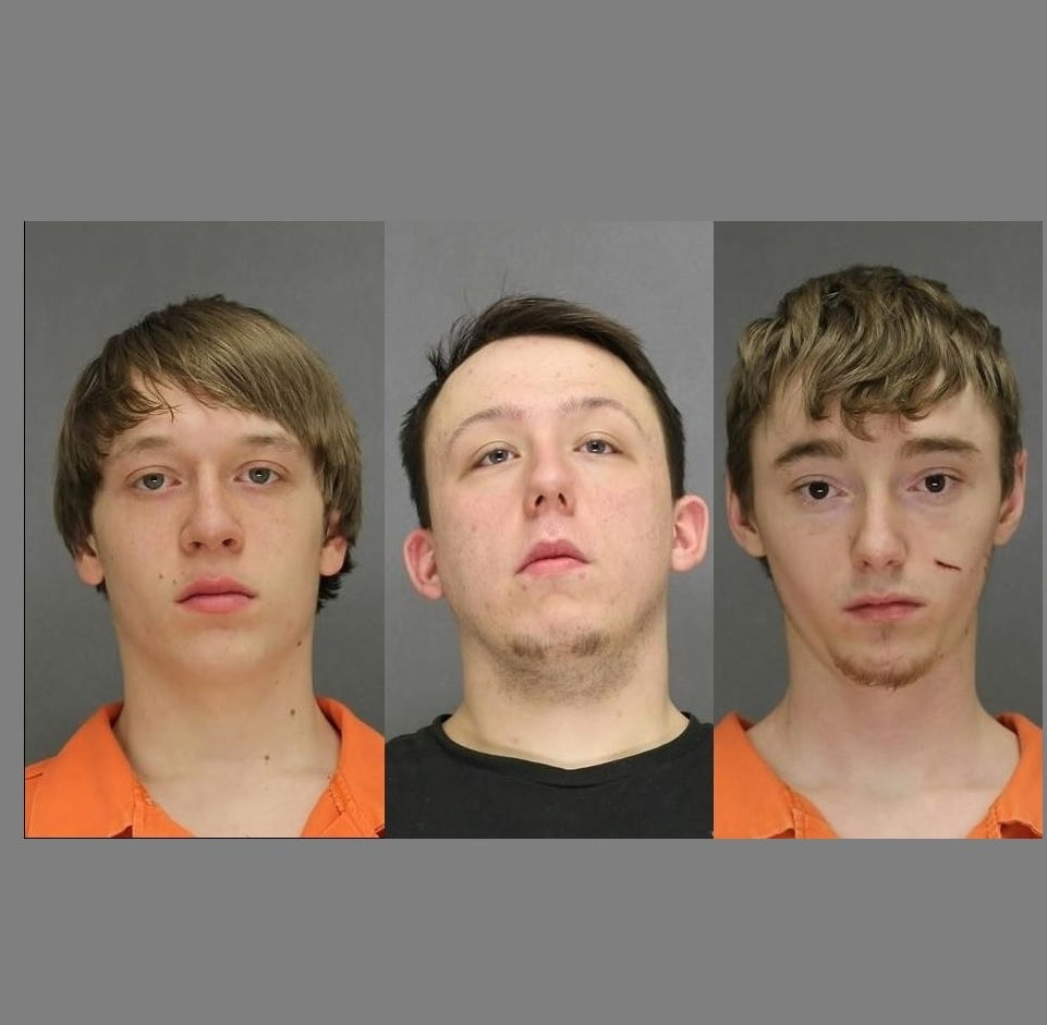 Oconto, Pound, Marinette men among four held in death of Green Bay high school student