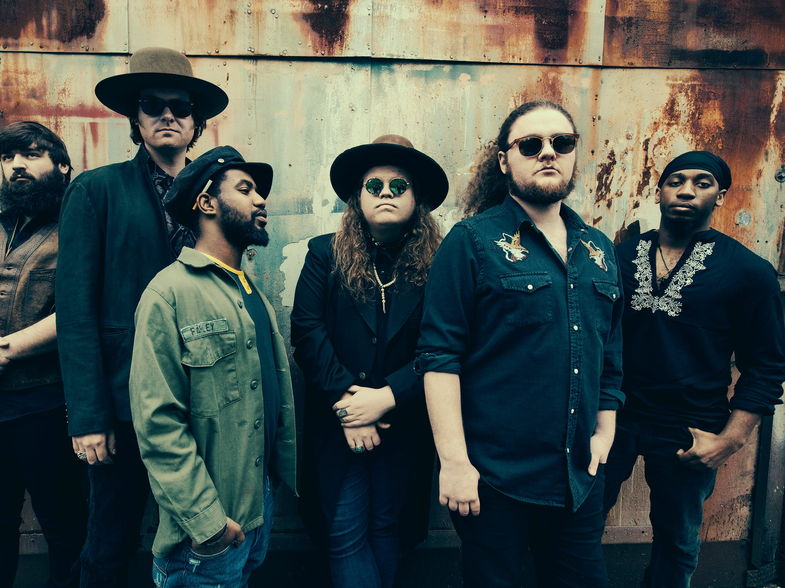The Marcus King Band performs at the Peace Center July 13.