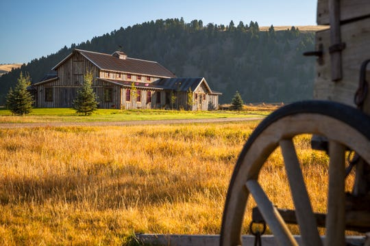 The Ranch at Rock Creek near Philipsburg is rated five stars by the Forbes travel guide.