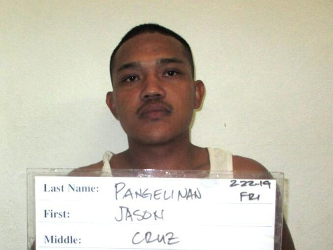 Jason Cruz Pangelinan
