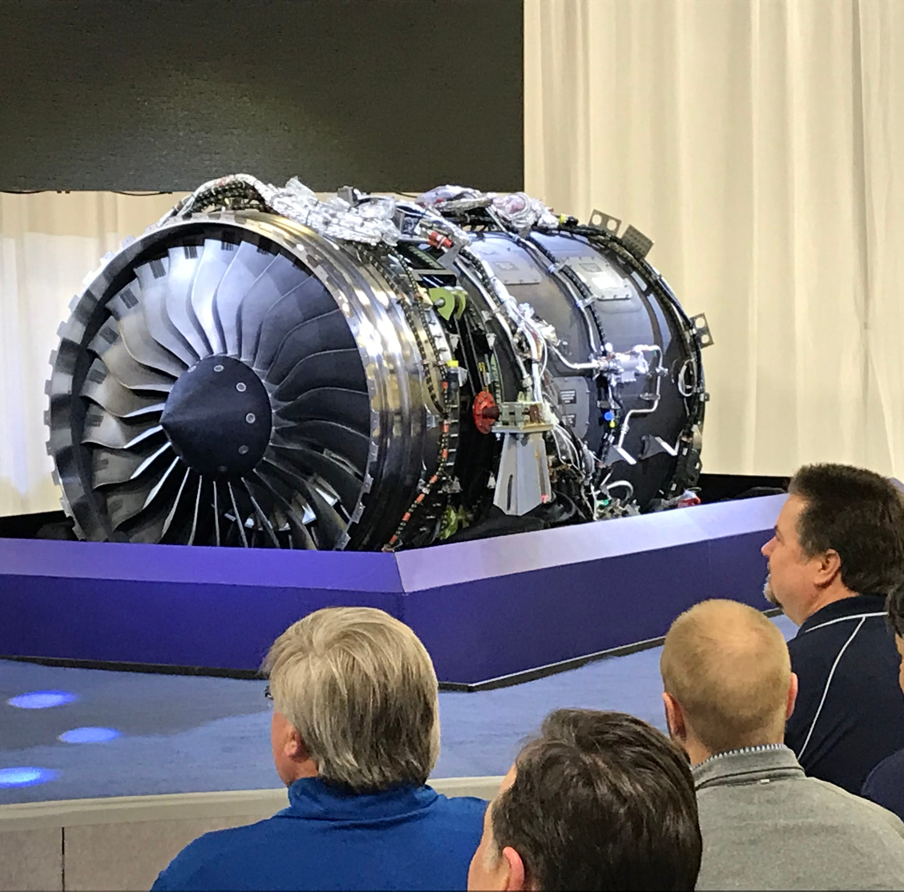 Rolls-Royce Indianapolis to compete for $1B U.S. Air Force contract, new jobs