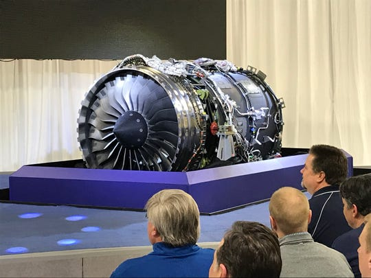 Rolls-Royce Corp. announced Monday it is pursuing a contract to build hundreds of engines for U.S. Air Force bombers worth an estimated $1 billion. The facility would manufacture the F130 engine for the U.S. Air Force's B-52 bomber fleet.