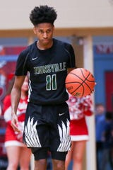 Purdue recruit Isaiah Thompson leads Zionsville into sectional play.