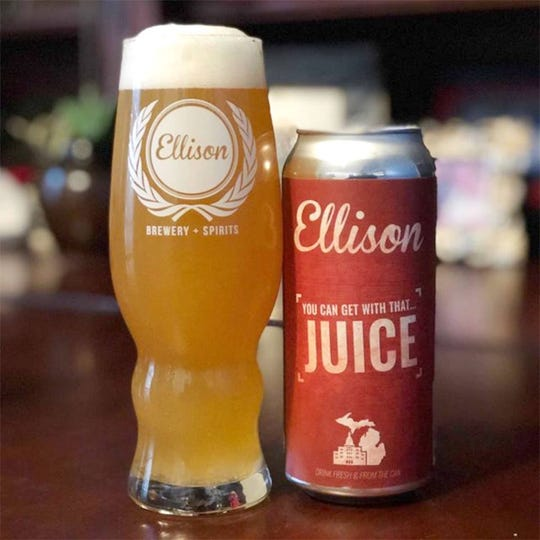 Ellison Brewery and Spirits, an East Lansing, Michigan-based brewery, is set to open in May at 501 S. Madison Ave., formerly Tow Yard Brewing.