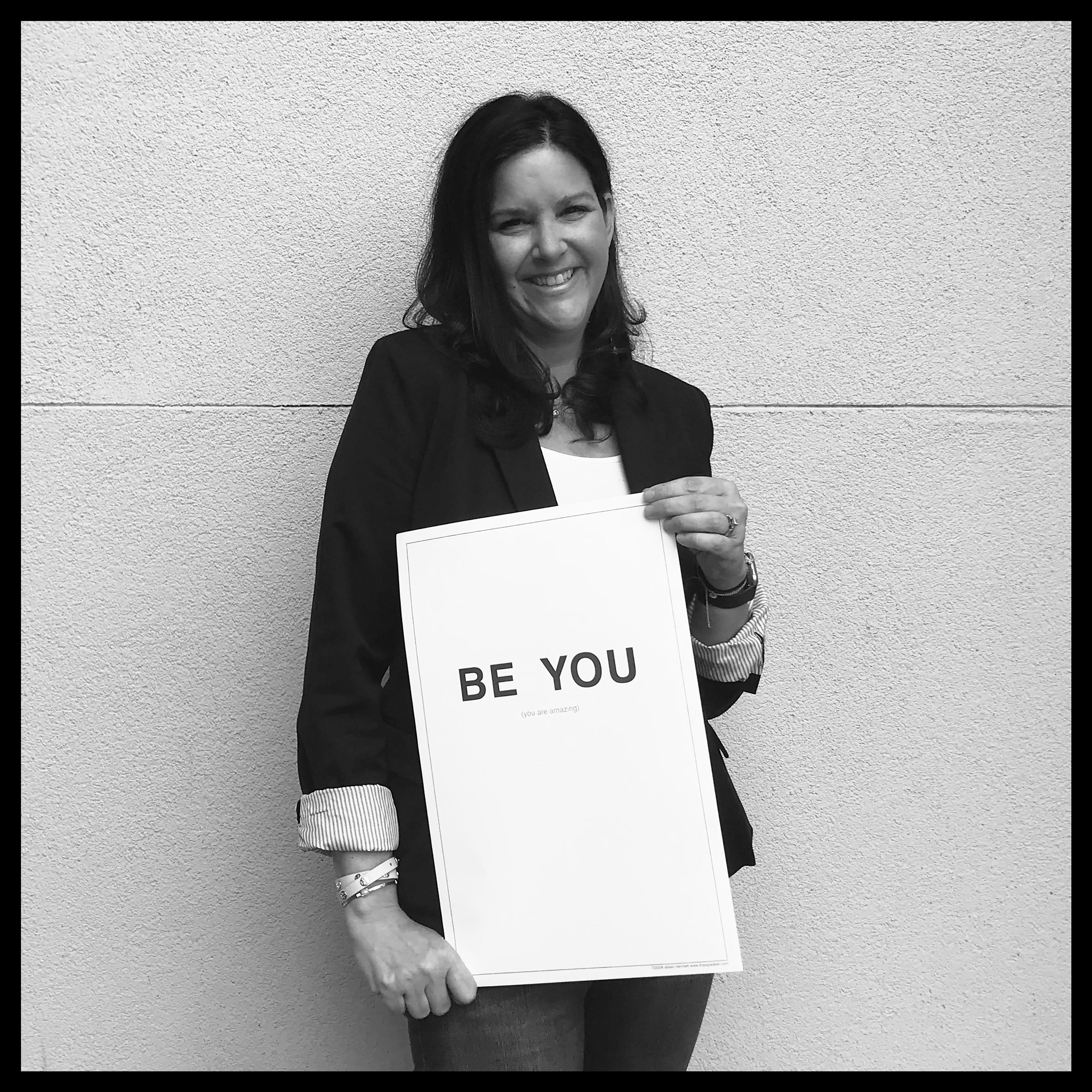 Be You: Vanessa Adamson