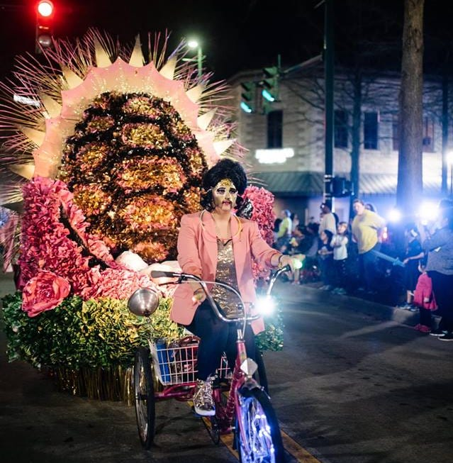 Meet the groups working to make Mardi Gras more sustainable