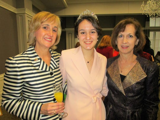 Brenda and Natalie Piccione and Kay Rees