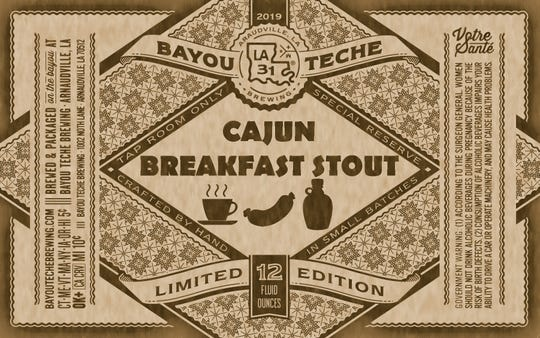 Cajun Breakfast Stout