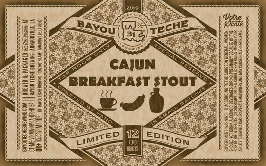 Cajun Breakfast Stout
