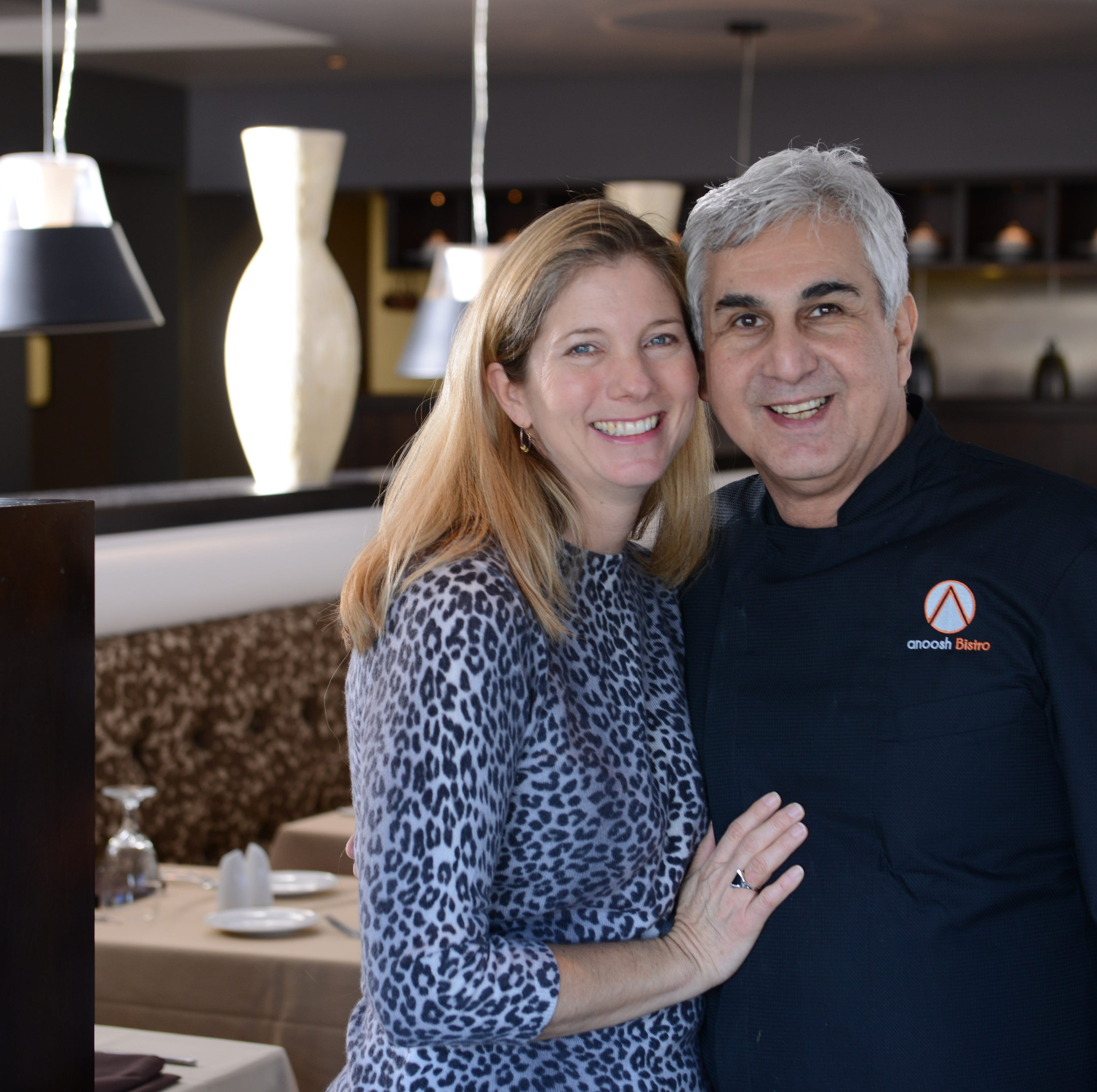 Love, food and cancer: Couple behind Anoosh Bistro is a lesson in love