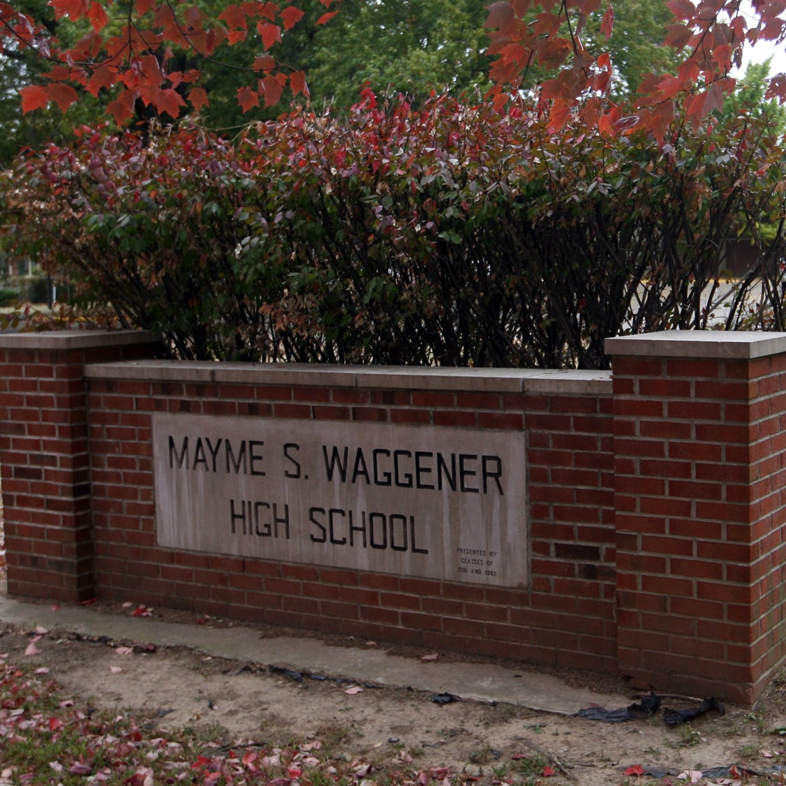 Waggener High School on Hubbards Lane