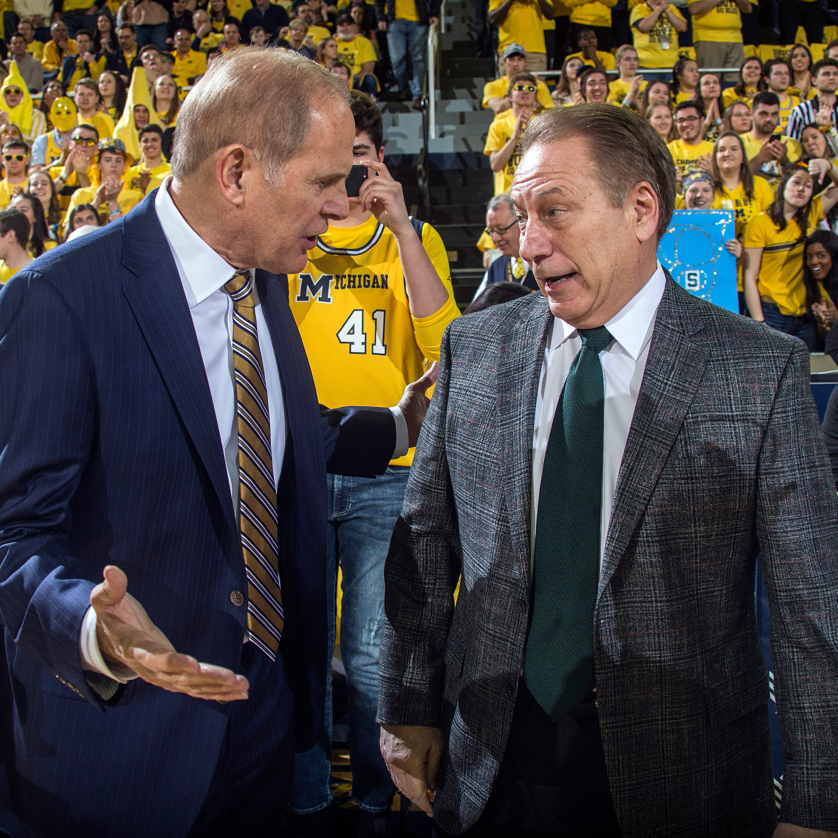Couch: 3 quick takes on John Beilein leaving U-M for the Cavs and what it means for MSU