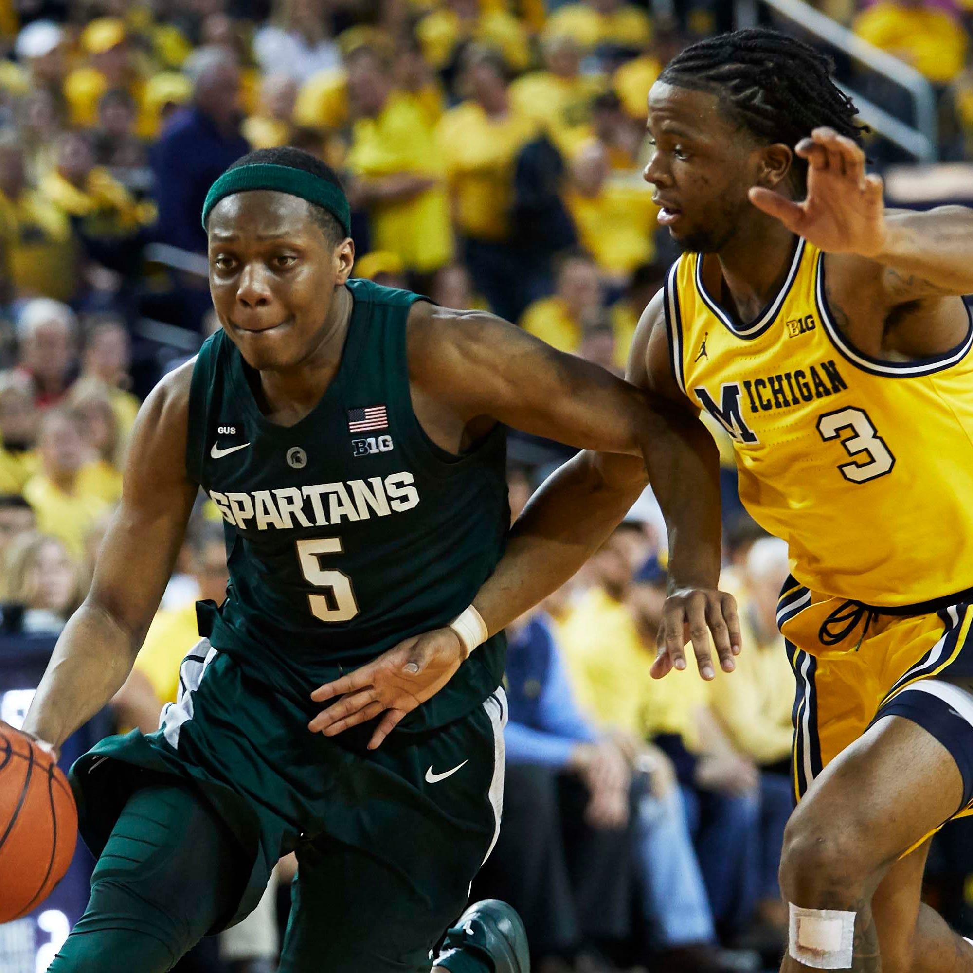Michigan at Michigan State basketball: Scouting report, predictions