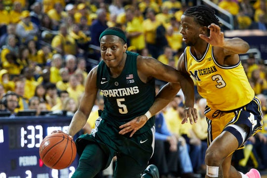 Kentucky fans should keep an eye on Michigan State's showdown vs. Michigan.
