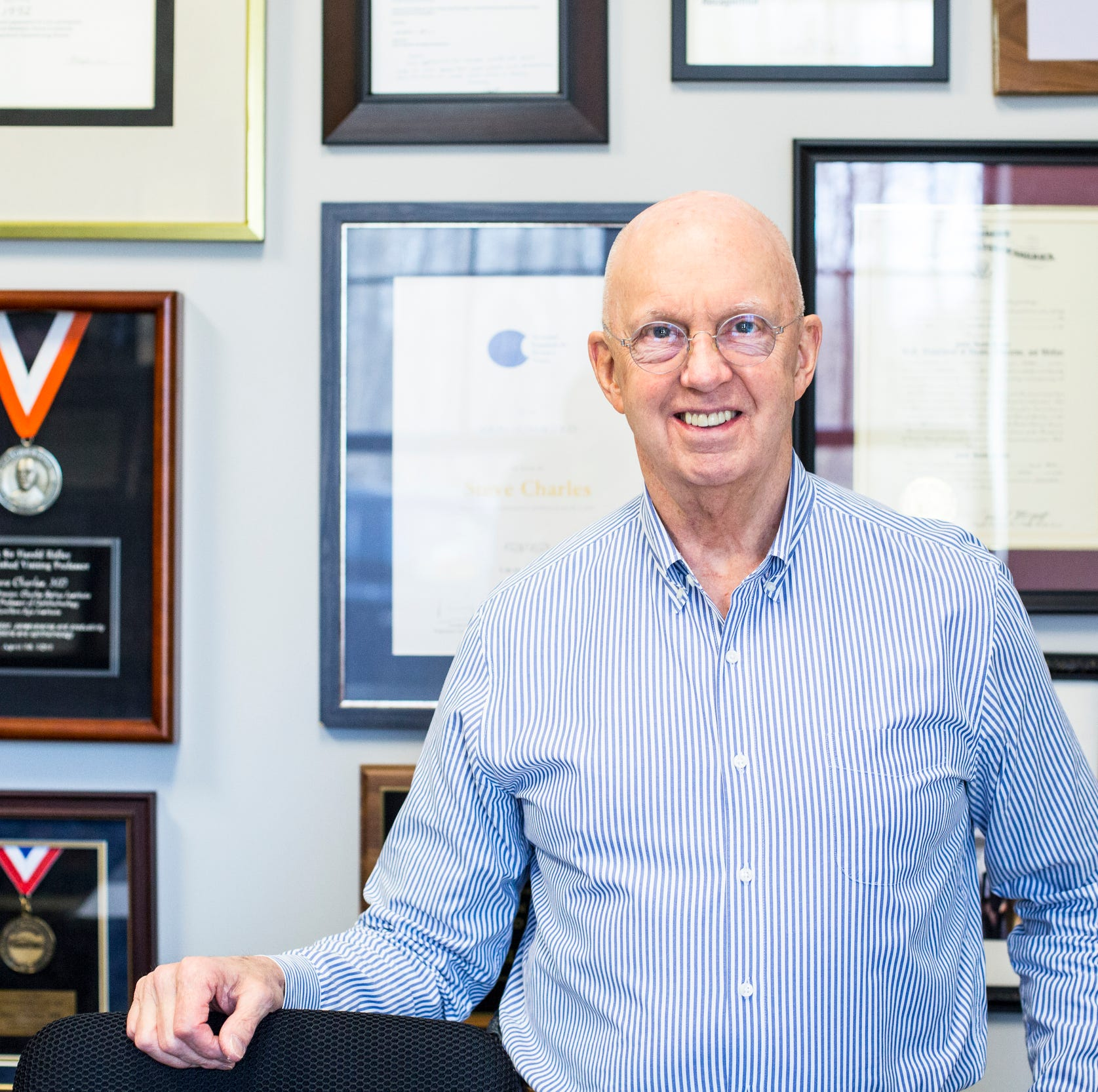 Evanoff: World's foremost eye surgeon works and works and works, in Germantown