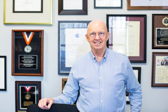 February 25, 2019 - Dr. Steve Charles is lauded not only as one of the nation's top eye surgeons, but also one of the leading inventors in his field of vitreoretinal surgery. The Germantown eye surgeon will be inducted into the Memphis Society of Entrepreneurs on April 6.