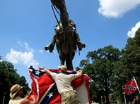 'This has exploded': Fired utility worker's federal case a tale of Confederate statues, racism and Facebook