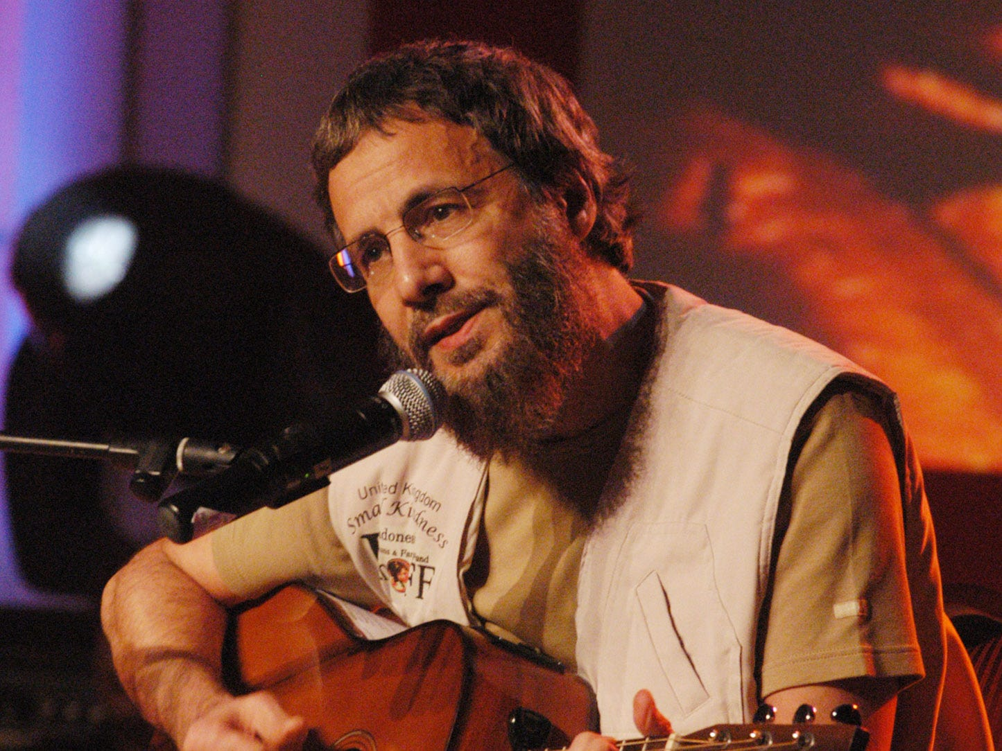 Singer Yusuf Islam, formerly  known as Cat Stevens, last played Milwaukee at what is now the Marcus Center for the Performing Arts in 1971.
