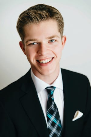 A musical composition by Jacob Beranek of Oconomowoc will be played in London after Beranek won a competition.
