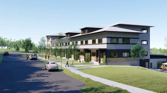 The plan is for Home of Our Own in New Glarus to have affordable apartments as well as units specifically earmarked for people with special needs.