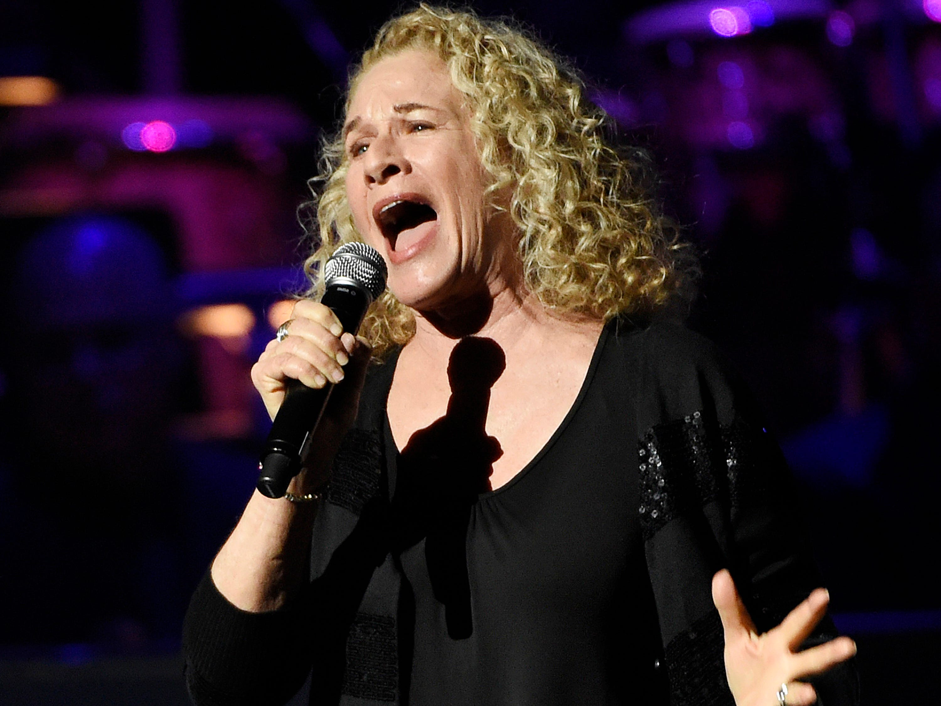 Legendary singer-songwriter Carole King's last Milwaukee area show was 32 years ago, when she played Alpine Valley Music Theatre on Aug. 6, 1977.