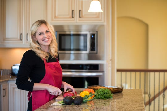 Katy Klinner Ellison is chef/owner of Katy's Cooking Tonight, a personal chef service based in Franklin.