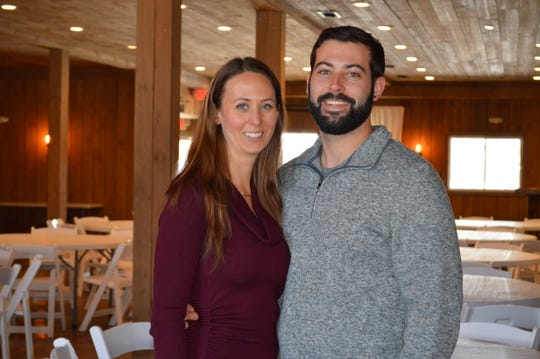 Eric and Whitney Shneyder, owners of Rustic Manor 1848, a barn wedding venue in Delafield, organize The Bridal Decor Resale and Wedding Show. This year's show is March 10 at the Waukesha County Expo Center.