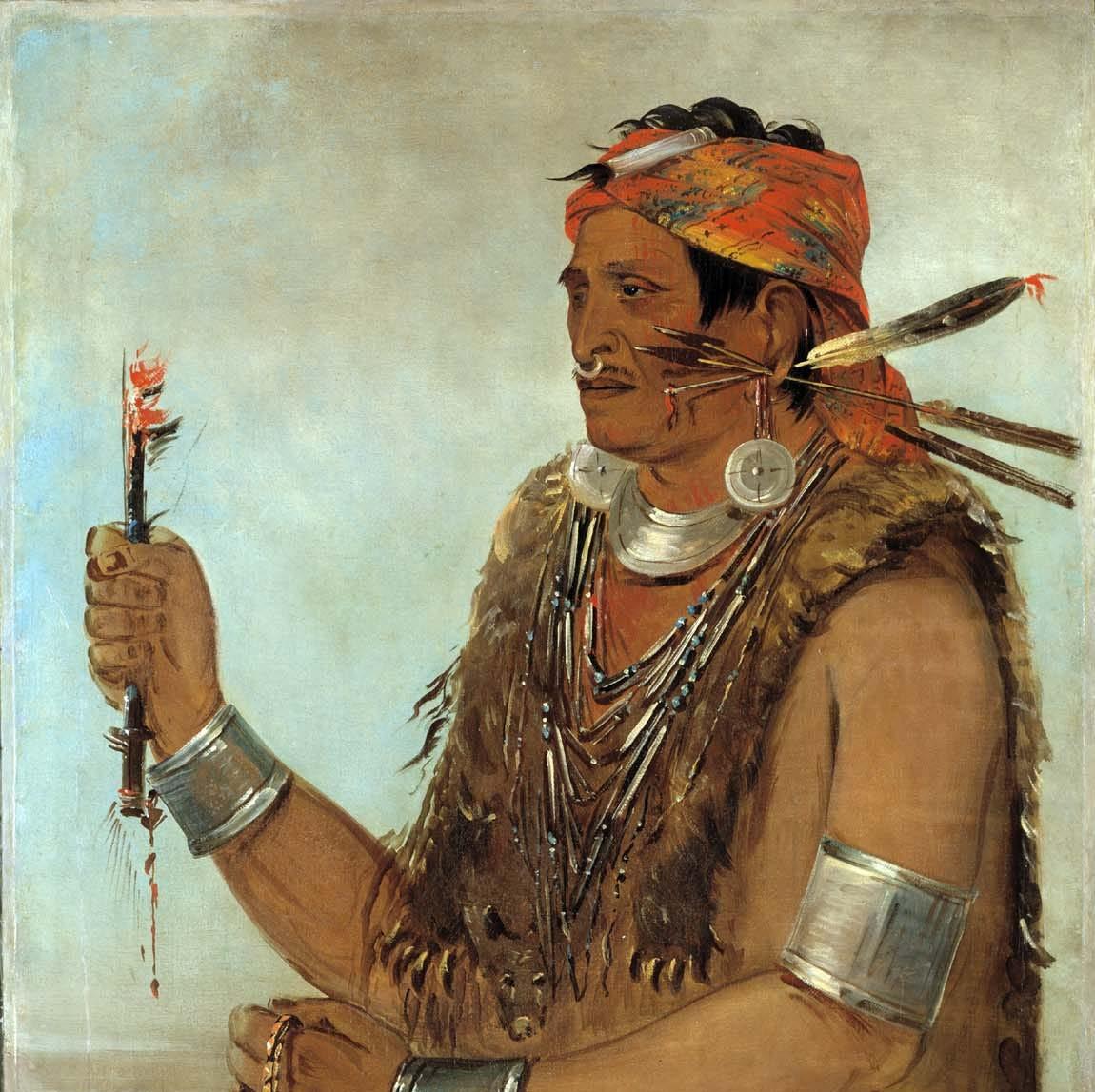 Bygone Muncie: Beata's teachings prompt purges among the Lenape