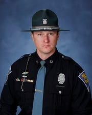 Indiana State Police Lt.Josh Watson