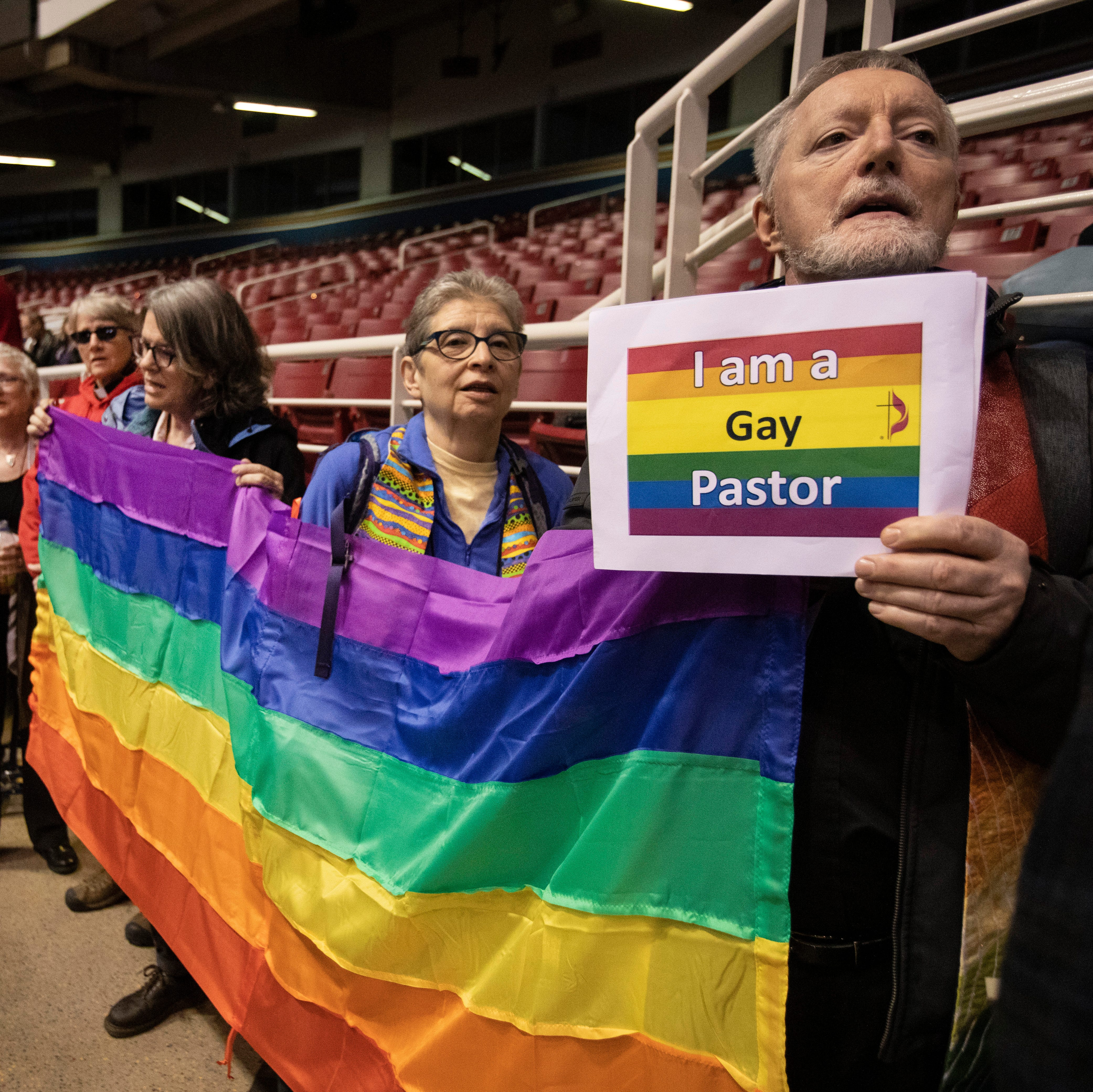 Global church ban on gay marriage sparks firestorm for area Methodists