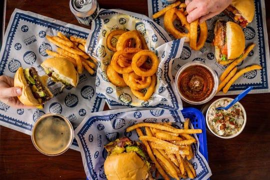 Hoss' Loaded Burgers is now open in Nolensville, serving cheese stuffed burgers, fries and frozen custard.