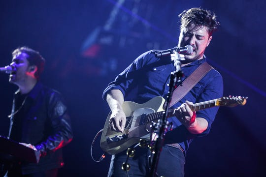 Folk-rockers Mumford & Sons are set to perform at the 2019 Americana Awards & Honors show Wednesday night at the Ryman in Nashville.