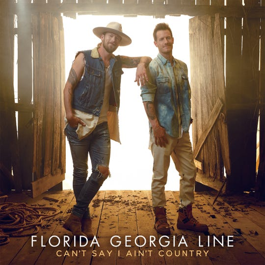 Florida Georgia Line released fourth album 'Can't Say It Ain't Country' in February.