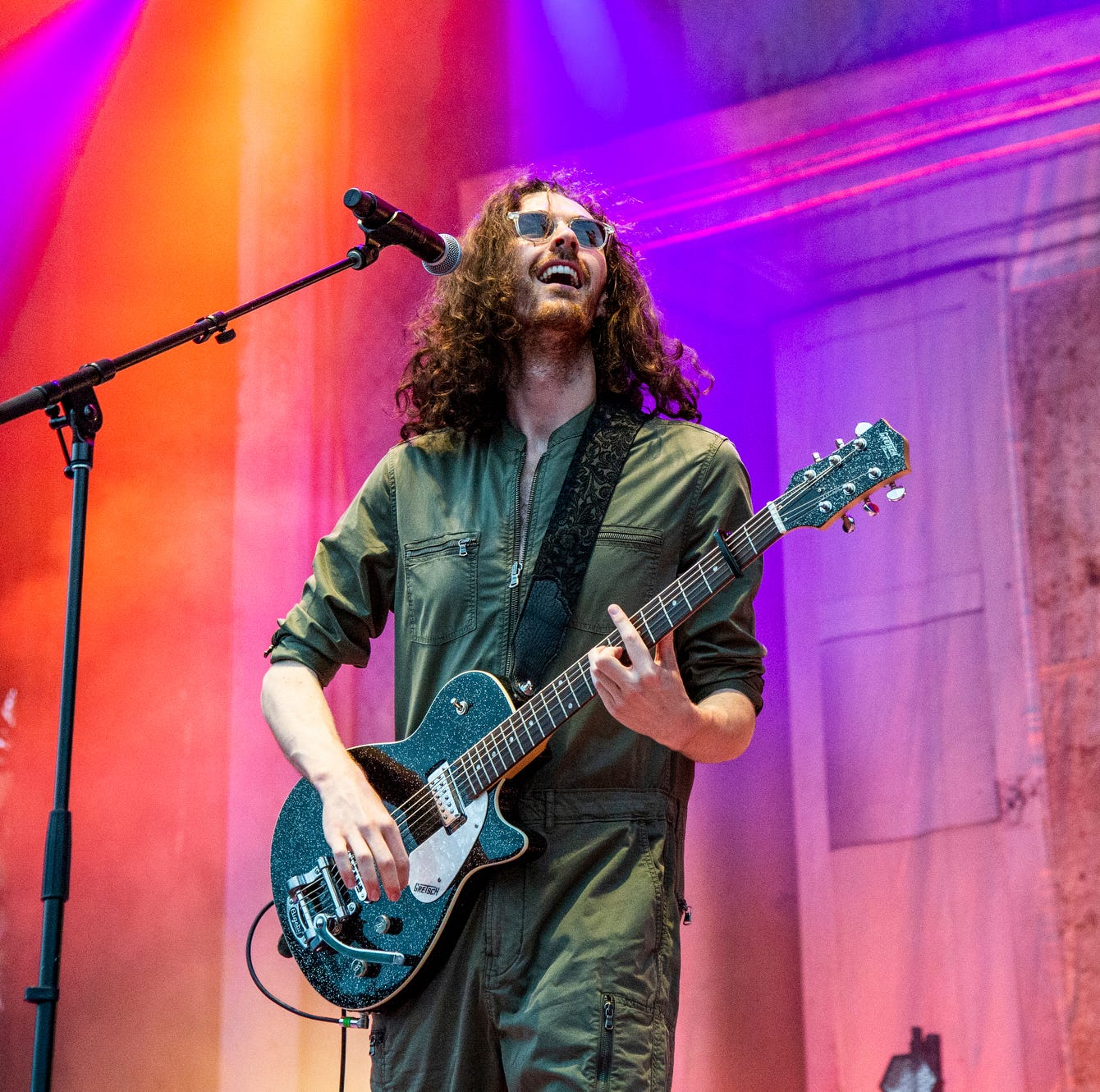 Hozier, The Raconteurs, Brandi Carlile to headline new Kentucky music festival