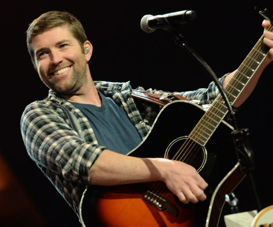 Josh Turner performed at the Grand Ole Opry on March 8, 2019.