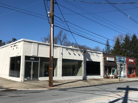 A developer has proposed multiple-family housing for this 366 South Maple Ave. site.