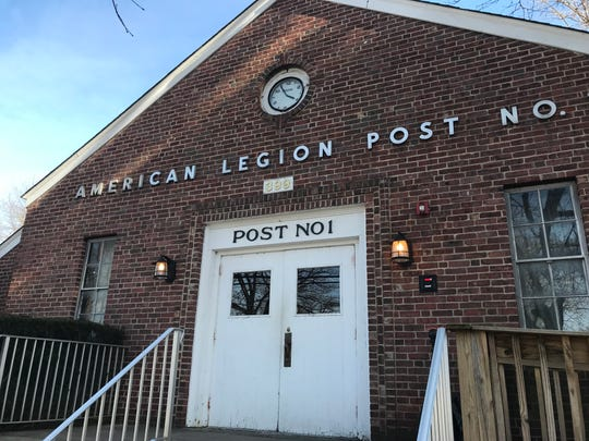 The American Legion Post No. 1 in New Jersey is located in Leonia, formed in 1919 by World War I veterans who lived in town.