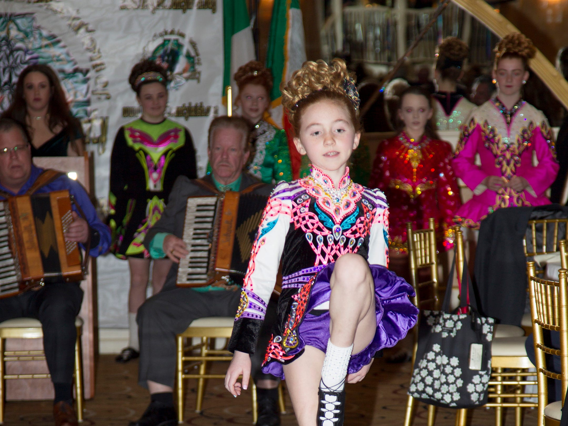38th Annual St. Patrick's Day parade Installation Dance at The Graycliff in Moonachie. 2/23/2019