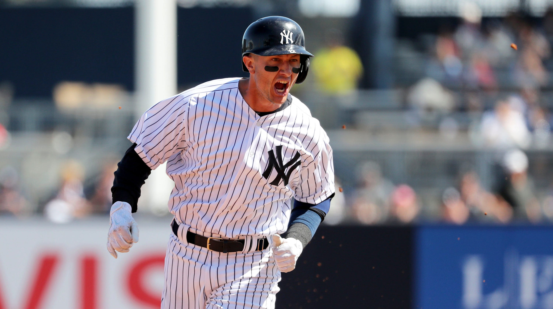 New York Yankees Troy Tulowitzki HR against Toronto Blue Jays