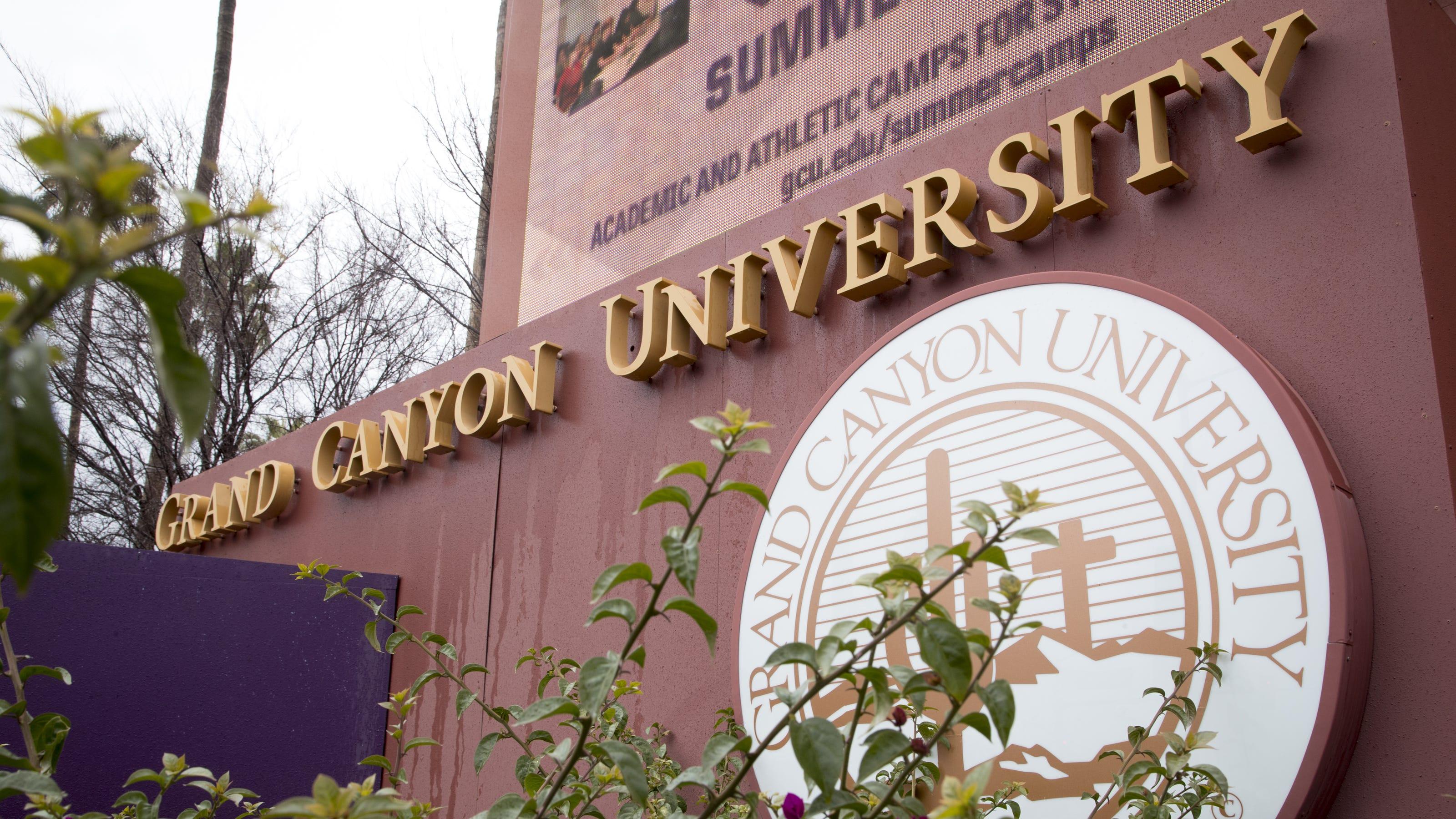 العلامة Grand Canyon University Arizona Address أفضل الصور