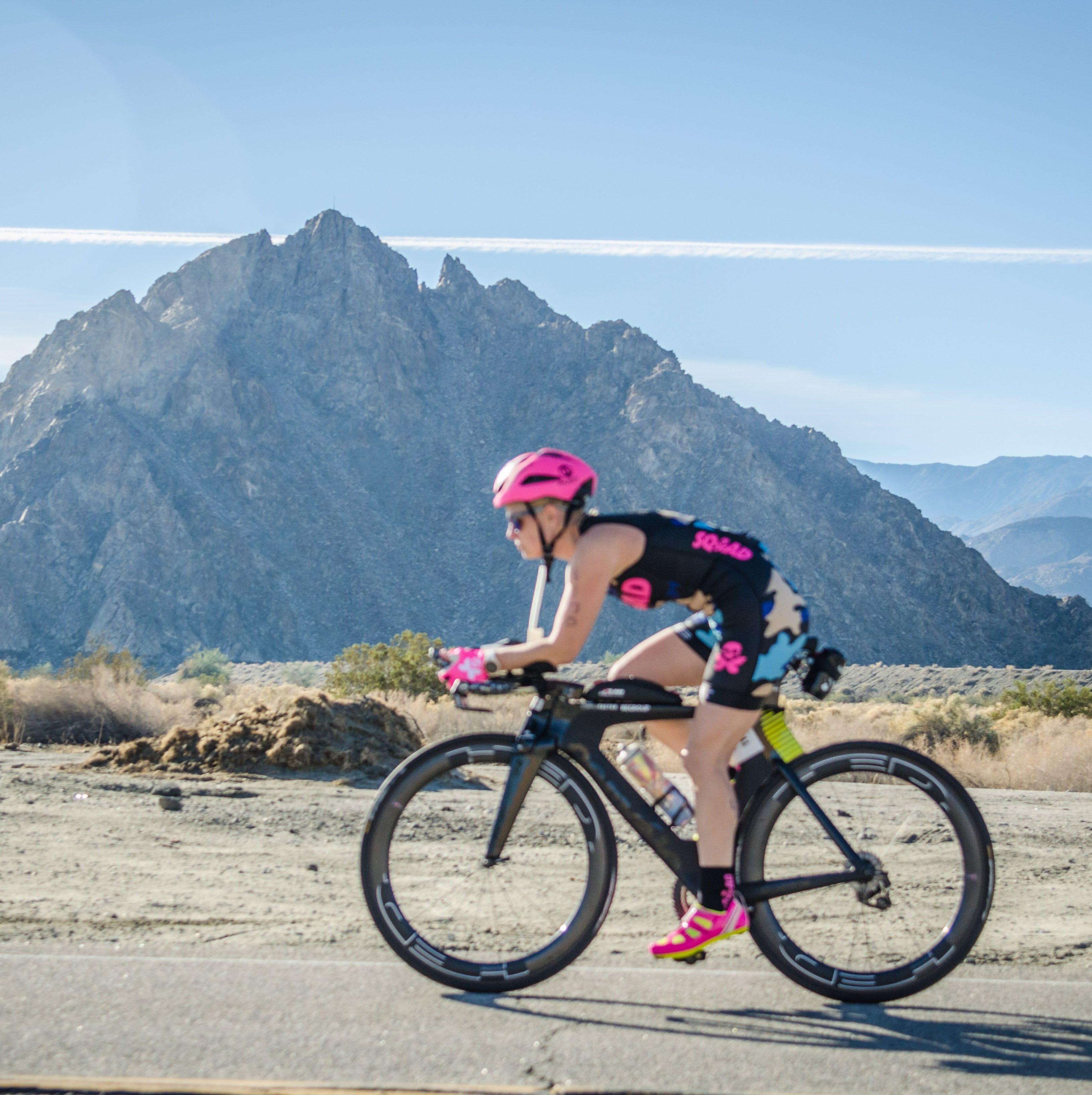 Arizona Senator Kyrsten Sinema breaks 13 hours, sets personal record at Ironman New Zealand