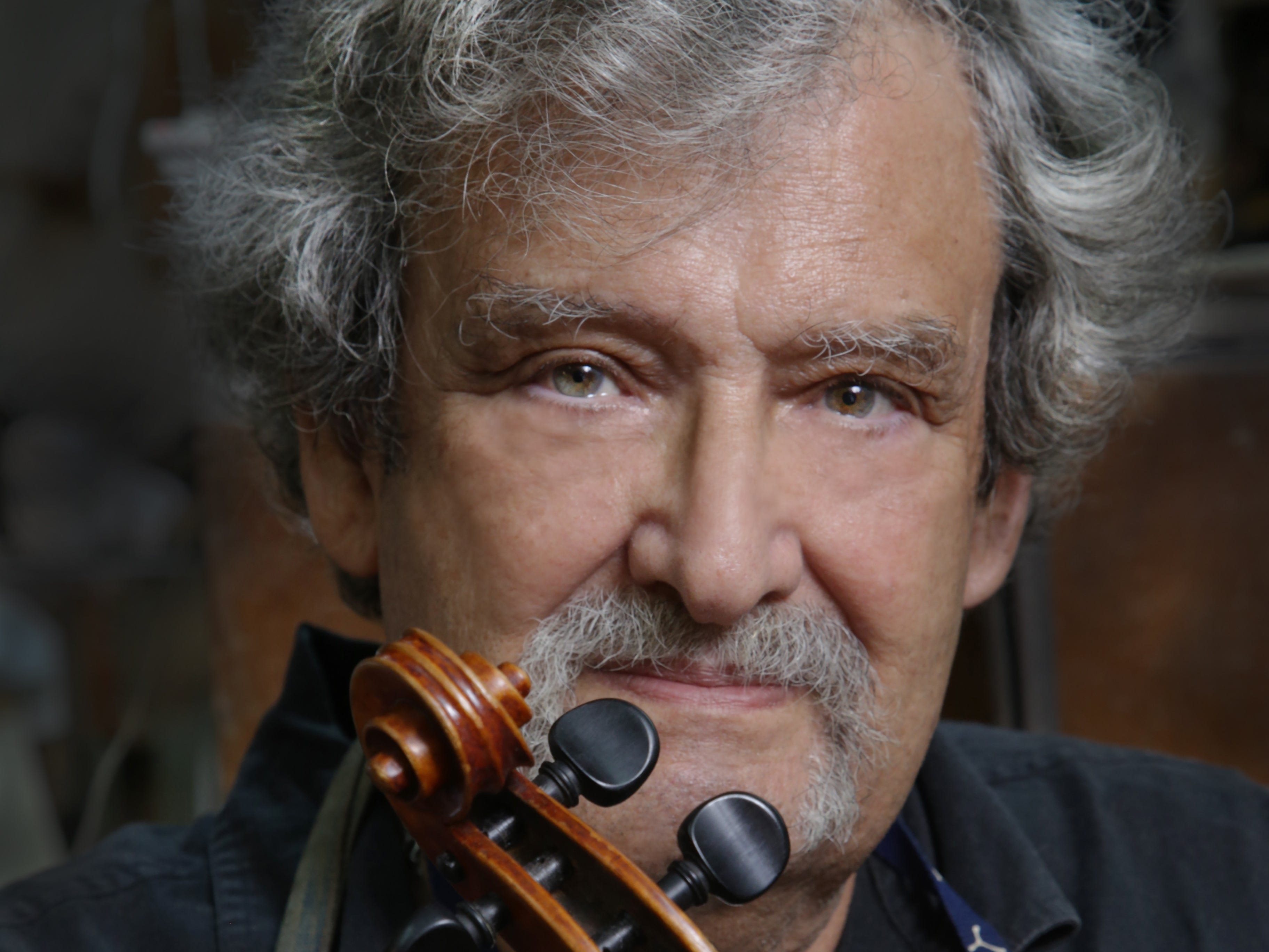 Israeli violinmaker Amnon Weinstein has devoted himself to restoring violins rescued from the Holocaustfor the past two decades.