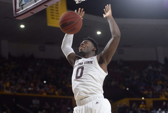 The Sun Devils are still very much on the NCAA Tournament bubble.