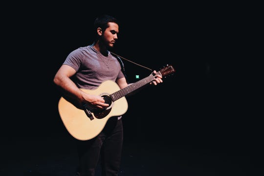 """St. Clair native Branden Pavlov made it to the top 150 contestants competing in """"The Voice"""" on NBC."""