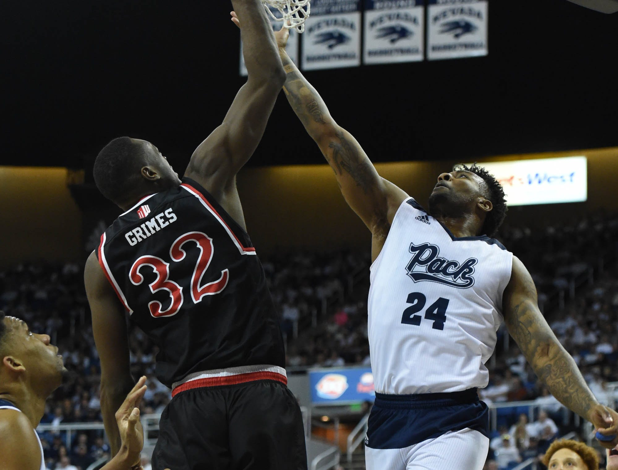 Images from the Fresno State at Nevada game on Saturday Feb. 23, 2019.