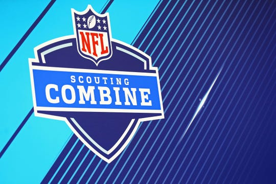 The NFL Scouting Combine gets underway Wednesday in Indianapolis.