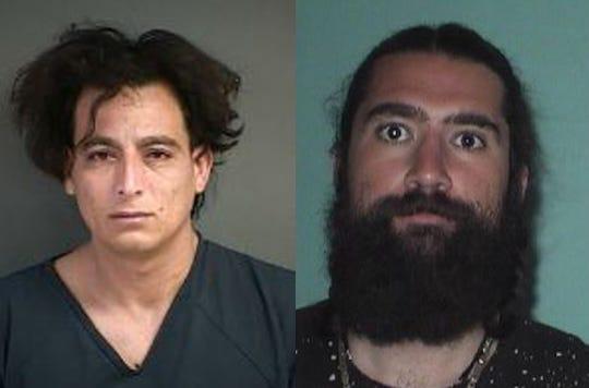 Left to right: Jose Lopez-Jovel, Matthew Anthony Fanelli
