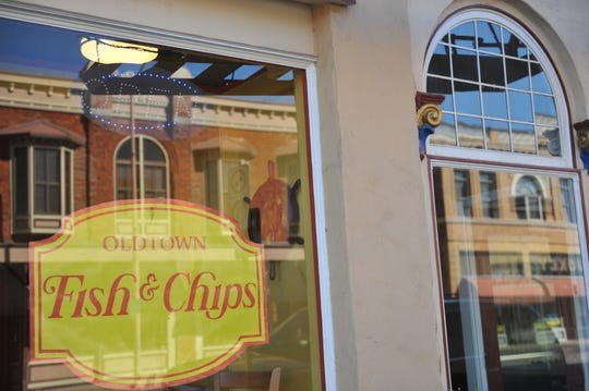 Oldtown Fish & Chips is located at 18 E. Gabilan St. in Salinas.