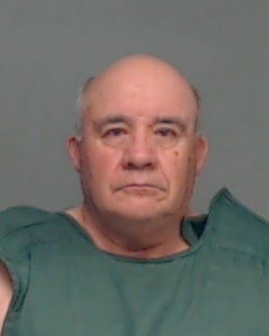 Arrest photo of Hector Naegele Nunez
